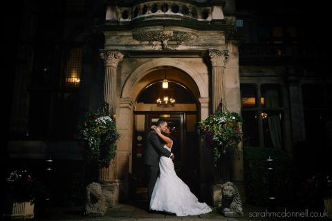 Rookery Hall Wedding Photographs 040